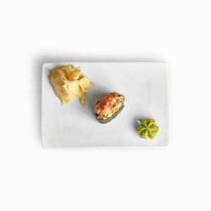 Спайсі копчений лосось