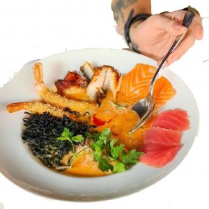 Гострий тайський суп Том Ям