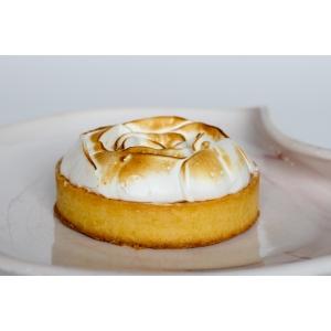 Лимонний тарт з меренгою (95гр)