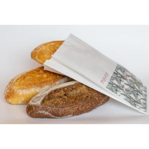 Хліб на заквасці зерновий  (350 гр)