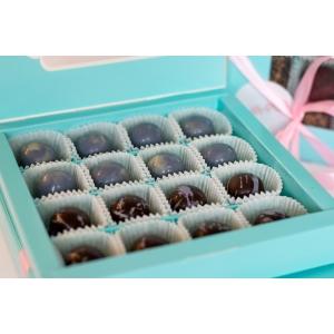 Коробка цукерок бейліс-кава, дорблю (16 шт)