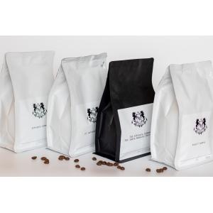 Кава в зернах  Ethiopia Fjmmah / India Robusta Cherry AA (купаж: 70% арабіка, 30% робуста ) 250 гр